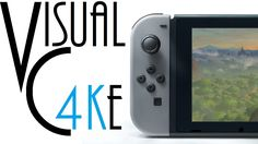 Nintendo Switch - VIsual Cake - 010 (4K)