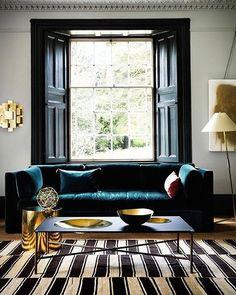 "7,885 Likes, 101 Comments - Ashley Stark Kenner (@ashleytstark) on Instagram: ""A casual setting • • • • • #art #interior #interiordesign #architecture #instadecor  #interiorinspo…"""
