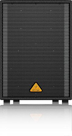 "Behringer Eurolive Vp1220 Professional 800-Watt Pa Speaker With 12"" Woofer And 1.75"" Titanium-Diaphragm Compression Driver"