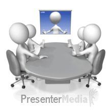 business team walking powerpoint animation | jj | pinterest, Powerpoint templates