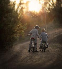 kids by Elena Shumilova on 500px