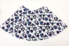 Střih ZDARMA - dámská sukně (+ jak ušít sukni do gumy) - Prošikulky.cz Boho Shorts, Sewing, Blouse, Skirts, Bracelets, Fashion, Dressmaking, Moda, Couture