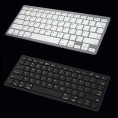 New Wireless Bluetooth Keyboard For All Apple iPads Mac PC Universal