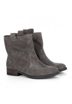 Round toe boots - Natasha actually like these booties
