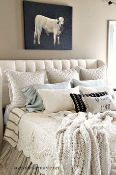 Savvy Southern Style: French Style Master Bedroom