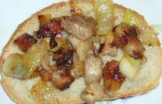 """W Mojej Kuchni Lubię.. : syta """"szmurowanka"""" do chleba..."""