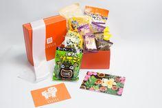 Bokksu Review July 2017 - Japanese Snack Subscription Box - #subscriptionbox #bokksu #snacksubscriptionbox https://www.ayearofboxes.com/subscription-box-reviews/bokksu-review-july-2017/