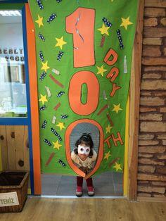 100. Gün parti kutlama çalışması