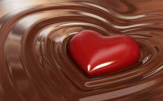 チョコレートクローズアップ壁紙 (2) #11 - 1280x800