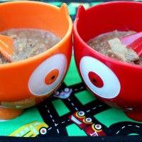 Cinnamon Apple Creamed (Hot) Cereal - {Paleo} Egg-Free, Grain-free, Gluten-free, Dairy-free, Corn-Free, Soy-Free, Refined Sugar-Free