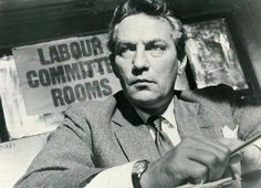 1961: Best British Actor - Peter Finch won for his performance as Johnnie Byrne in No Love for Johnnie
