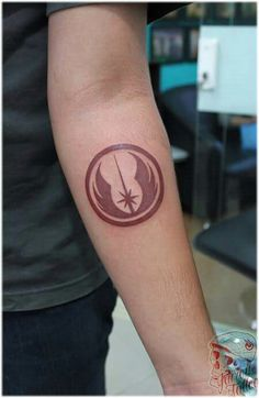 My tattoo #StarWars