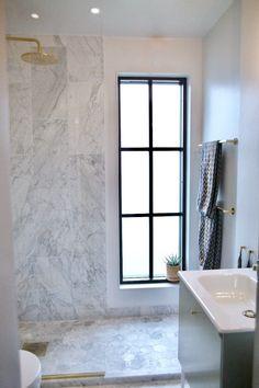Lilla badrummet Dream Bathrooms, Home Fashion, Missoni, Architecture Design, Sweet Home, House Ideas, Bathtub, Interior Design, House Styles