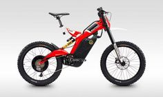 Bultaco got their start in the world of motorcycles almost 60 years ago building iconic two-strokes that are still sought after today, but the company remained dormant for the past few decades. Bultaco is finally back with the Brinco Moto-Bike. The electric bike fuses 2,000 watts of electric power c…