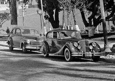 Rua Marechal Deodoro, Parque Halfeld, Juiz de Fora MG década de 1950 ( arquivo doado à Maria do Resguardo).
