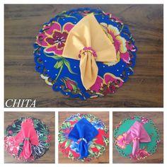 Sousplat em Chita, coleção Cores do Brasil. Informações e vendas www.elo7.com.br/lucianabastos #sousplat #chita #laser