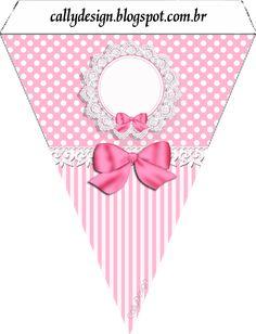 bandeirolas para varalzinho minnie rosa 3 Minnie Mouse Birthday Invitations, Pink Birthday, Mickey Mouse Birthday, Birthday Crafts, Minnie Mouse Rosa, Minnie Mouse Party, Mouse Parties, Party Kit, Party In A Box