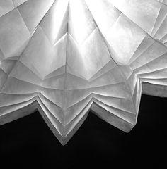 Folded Light Art | Coralina (L)