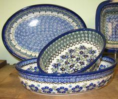 Love, love, love Polish Pottery!