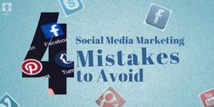 You want to increase social media traffic in your website, then according to Media Fx, an SEO company in India urges that you take care of these four core social media mistakes and make sure that your strategy consistent.