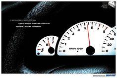 O novo motor do Brava funciona como um relógio: o ponteiro grande gira enquanto o pequeno fica parado. Fiat Uno, Advertising, Ads, Motor, Grande, Words, Cars, It Works
