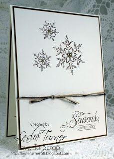 Love To Scrap!: Season's Greetings