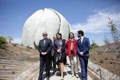Temple hailed as a transcendental 'gift' to Chile and the continent - Bahá'í World News Service