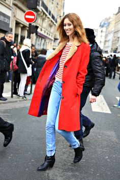 MODELS JAM: Alana Zimmer after Jean Paul Gaultier, Paris, January 2013