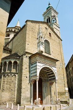 :) Bergamo: Basilica di Santa Maria Maggiore