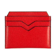 Valextra Credit Card Holder