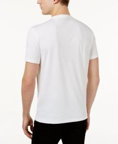 Armani Exchange Men's Logo T-Shirt - Black S
