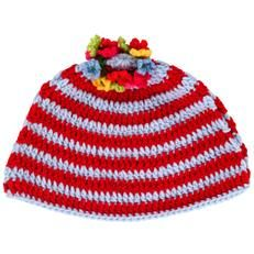 The perfect tea cozy! Knitted Flowers, Tea Cozy, Cath Kidston, Kids Bags, Cosy, Kids Fashion, Beanie, Affair, Prints