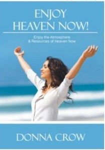 You can Experience Heaven Now- Guest Post (FREE KINDLE BOOK)   FREE 5/30 Kindle Book AMAZING LIFE CHANGING BOOK Amazon reviewer.  Enjoy Heaven Now is a book about how to enjoy the atmosphere and provision of Heaven now. It inspires and instructs believers regarding how to draw near to God so that He draws near to you bringing His atmospherethe atmosphere of heavenwith Him. It is a book about tapping into Heaven and living within Gods means now.  Donna shares her own journey into intimacy…