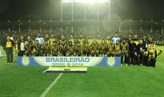 Volta Redonda conquista a Série D do Campeonato Brasileiro (Foto: Dalila Almeida/Volta Redonda FC)