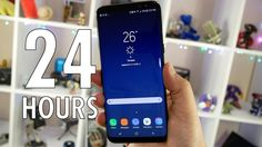 24 hours with the Samsung Galaxy S8 | What do you want in a big phone?(===================) My Affiliate Link (===================) amazon http://amzn.to/2n6MagF (===================) bookdepository http://ift.tt/2ox2ryU (===================) cdkeys http://ift.tt/2oUpFex (===================) private internet access http://ift.tt/PIwHyx (===================) Galaxy S8 and S8 Skins: http://ift.tt/1JFhCGx The Galaxy S8 feels a lot smaller in the hand than it's screen would indicate but that…