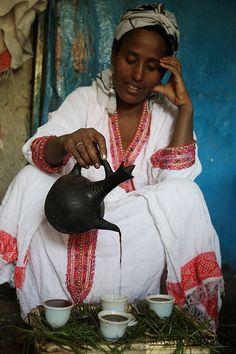 Ethiopia. Coffee!