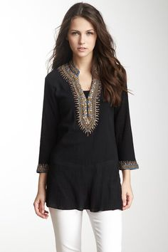 Clea Sequin Tunic