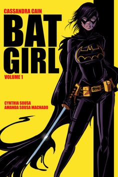 Cassandra Cain in Kill Bill by Cynthia Sousa and Amanda Rodgers