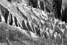 TOURISM in The Marches Region – ITALY - Ripatransone - I Calanchi - © Copyright Photo Pino Bartolomei - www.italiamarche.com