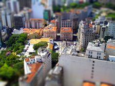 São Paulo - Tilt-shift by Robson Ortlibas on 500px.com