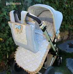 Saco-capota-bugaboo-patronesmujer Gaucho, Baby Accessories, Bibs, Grandchildren, Baby Room, Baby Car Seats, Baby Strollers, Baby Shower, Dolls
