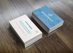 Visual identity package and brand book for AOEDE - Thinking Kong Cute Business Cards, Examples Of Business Cards, Business Card Design, Corporate Identity, Identity Design, Visual Identity, Architecture Business Cards, Transparent Business Cards, Spa Branding