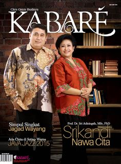 Kabare Magazine edisi April 2015