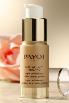 Payot Design Lift Regard - Enriched with Vitamins C and E and softening agents, instantly smoothes wrinkles and fine lines, eliminates dark circles and reduces the appearance of under-eye puffiness.