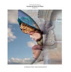 """""""Cherubino 3"""" / """"Cherub 3"""" by Massimo Petrini"""