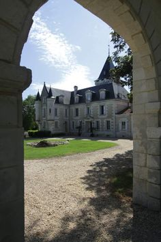 Classic French Chateau