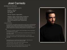 José Carriedo / talento Armonika MX