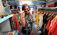 Haute Chix fashion truck brings clothes on the road - Living - ReviewJournal.com
