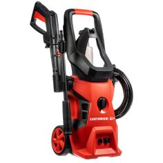 Earthwise PW190002 Electric Pressure Washer $119.95 (25% off) @ HSN Hose Storage, Detergent Bottles, Save Changes, Gallon Of Water, Tools Hardware, Any Job, Water Flow, Electric Motor, Washer
