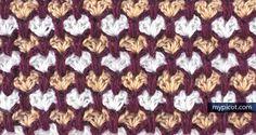 MyPicot | Free crochet patterns. ☀CQ #crochet #tutorials